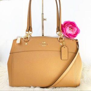 NWT Coach Brooke Carryall Handbag